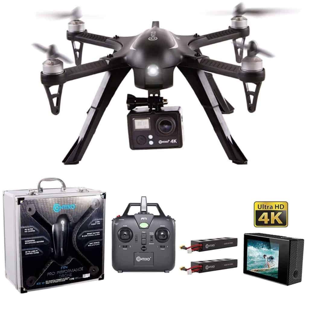 Contixo F20 RC Remote App Controlled Quadcopter