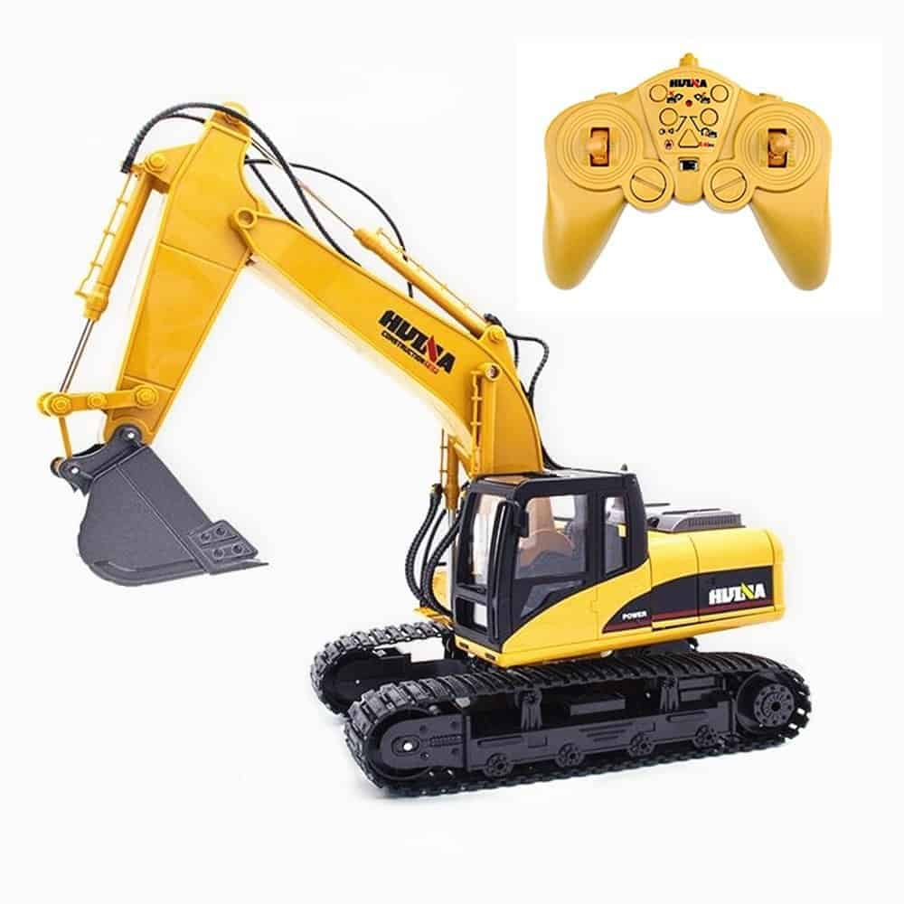 Fisca RC excavator 15 channel