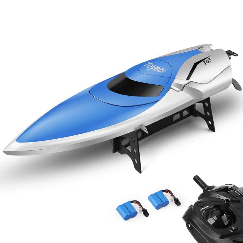 GizmoVine RC Boat High Speed h106