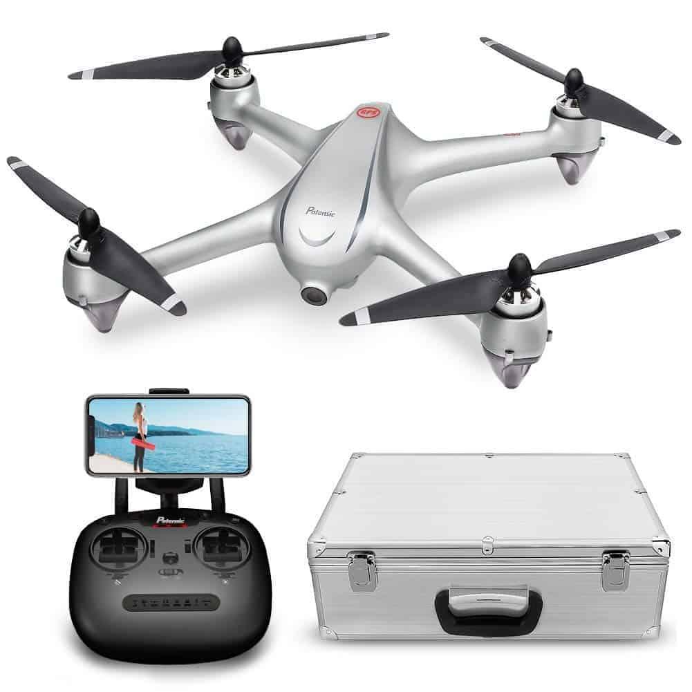 Potensic D80 GPS FPV RC Drone