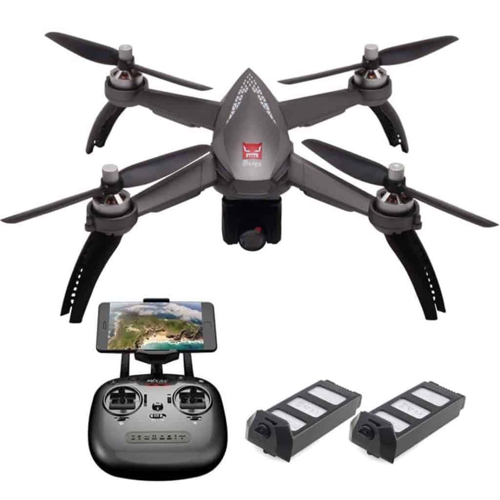 Teeggi MJX Bugs 5W B5W GPS FPV RC Drone