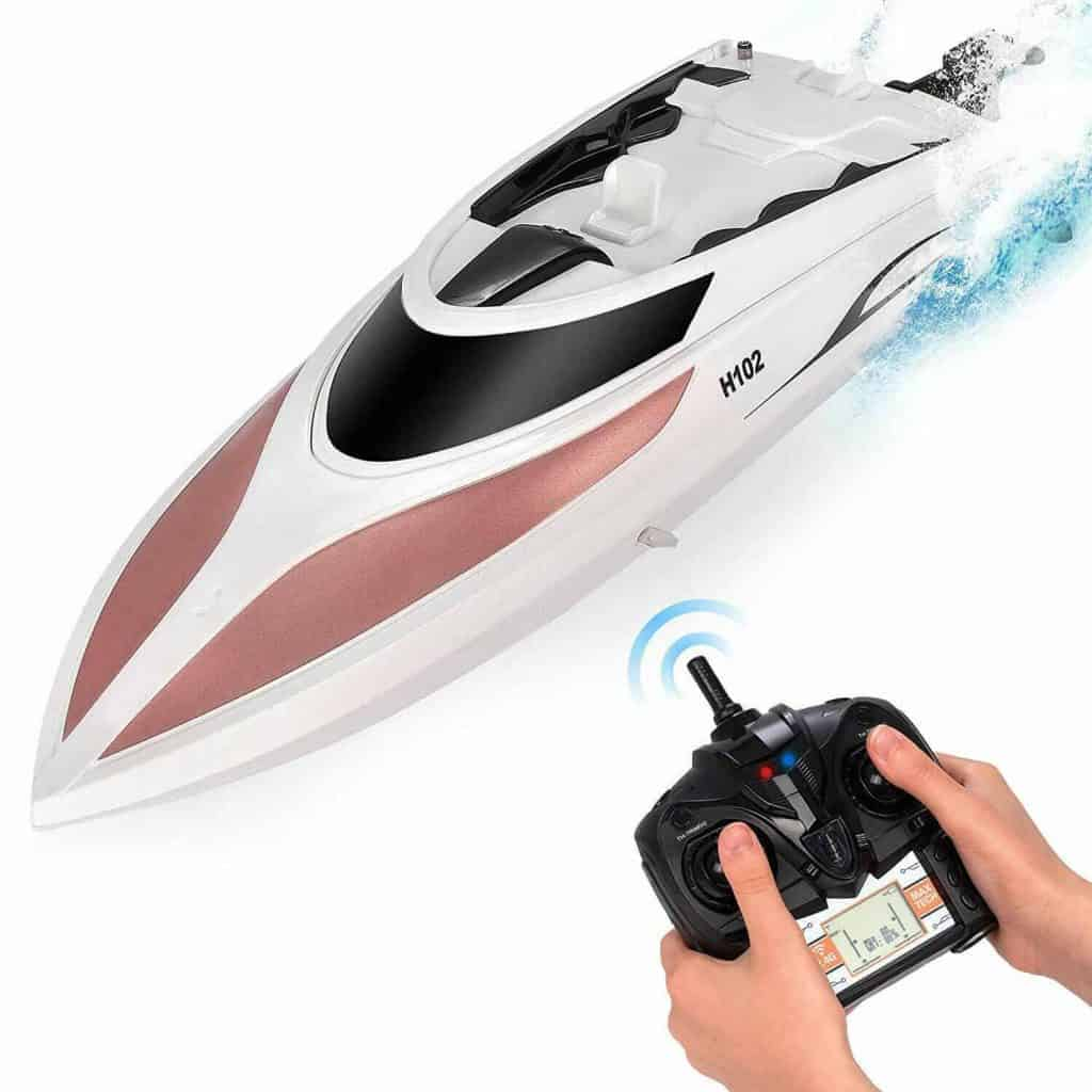 abco tech rc boat