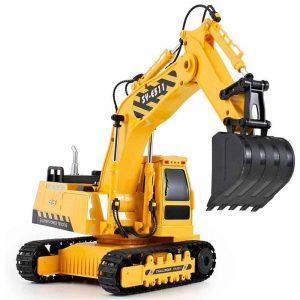 double e 1 20 recmote control excavator