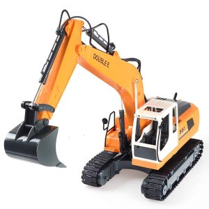 double e 17 channel excavator