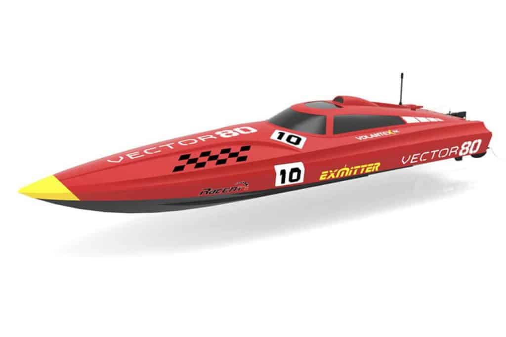 fmt vector 80 fast rc boat