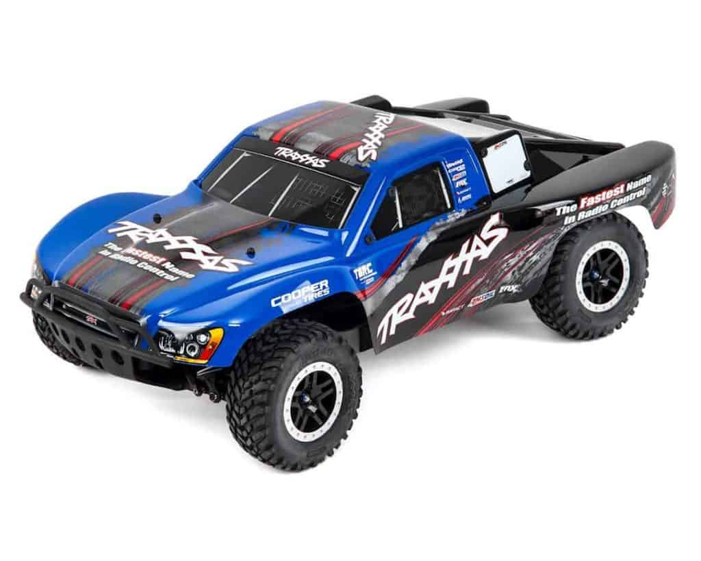 traxxas slash 4x4 1 10 brushless