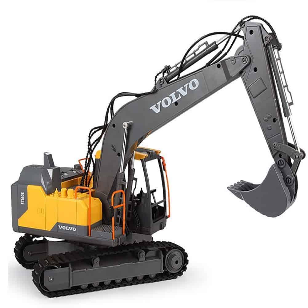 volvo 1 16 rc excavator