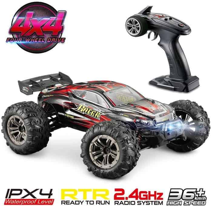 Hosim RC Car 1 16 Scale 2847 Brushless Remote Control RC Monster Truck
