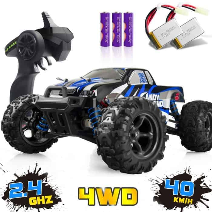 IMDEN Remote Control Car Off Road Monster Truck