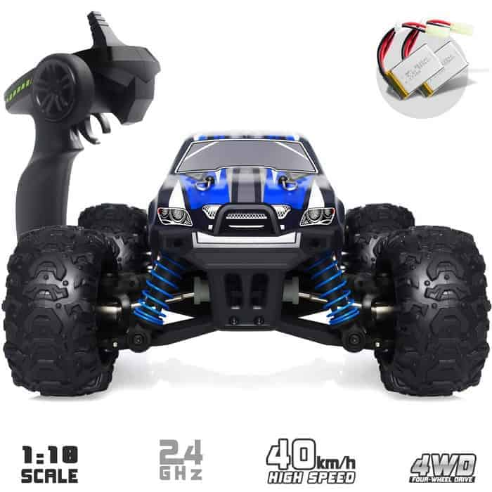 VCANNY Remote Control Car Off Road Monster Truck,