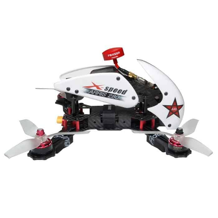 ARRIS X-Speed 280 V2 FPV Quadcopter Racing Drone