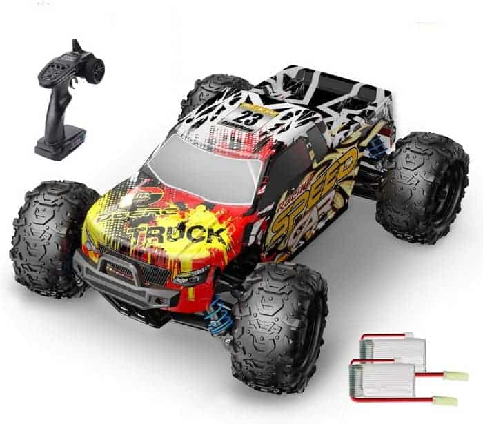 DEERC RC Cars 9310 High Speed Remote Control Car for Adults Kids 30+MPH