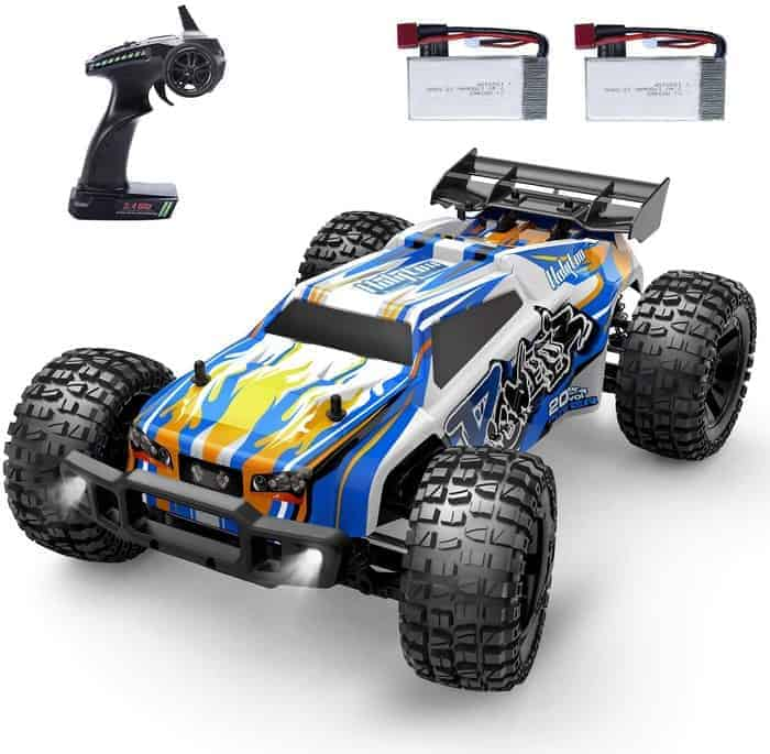 HOLYTON Off Road Waterproof Monster Truck for Adults and Kids