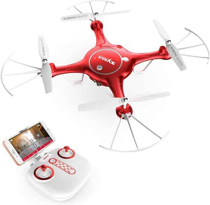 Syma Camera Drone Headless Helicopter