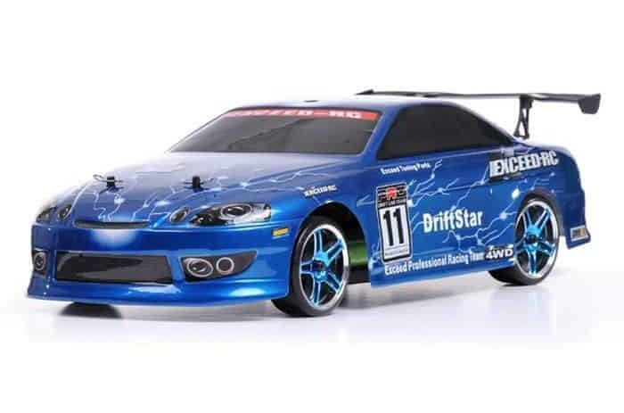 Exceed RC 1 10 2.4Ghz Electric DriftStar RTR Drift Car