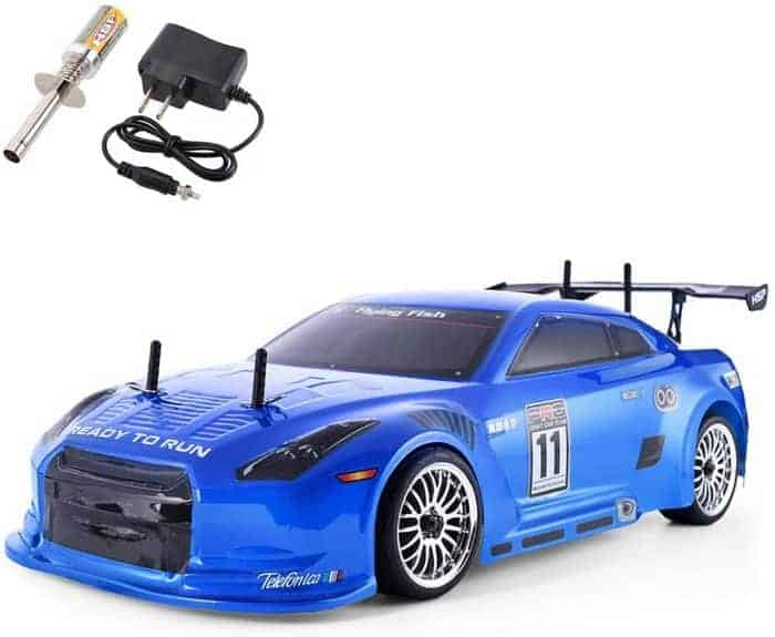 HSP 4wd RC Car 1 10 On Road Touring Drift Two Speed Nitro Power