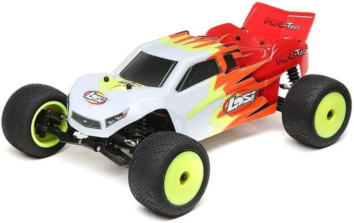 Losi 1 18 Mini-T 2.0 2WD Stadium RC Truck Brushed Ready to Run