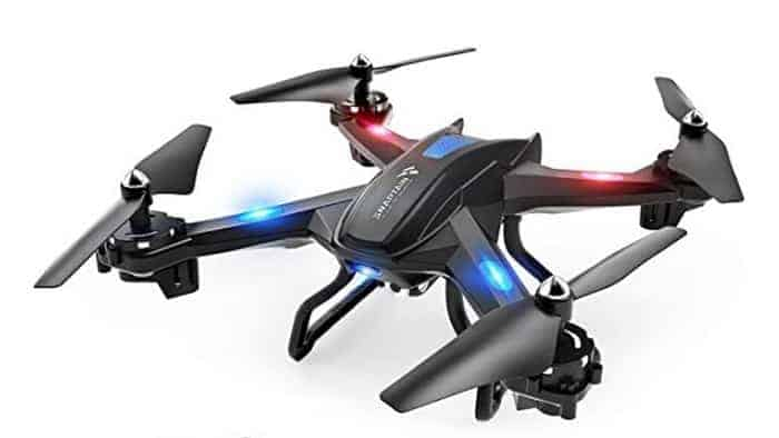 SNAPTAIN S5C WiFi FPV Drone with 720P HD Camera,Voice Control, Wide-Angle Live Video RC