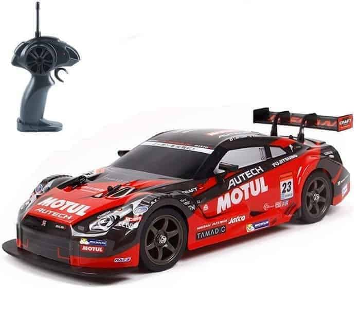 Super GT RC Sport Racing Drift Car, 1 16 Remote Control Car for Adults Kids
