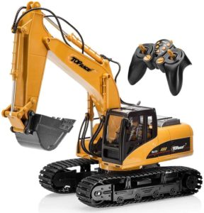 Top Race tr 211m 23 Channel Hobby Remote Control Excavator