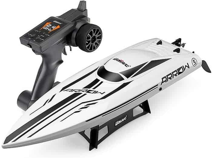 fast rc boat for kids Cheerwing RC Brushless High Speed Boat Large Racing Remote Control Boat for Kids