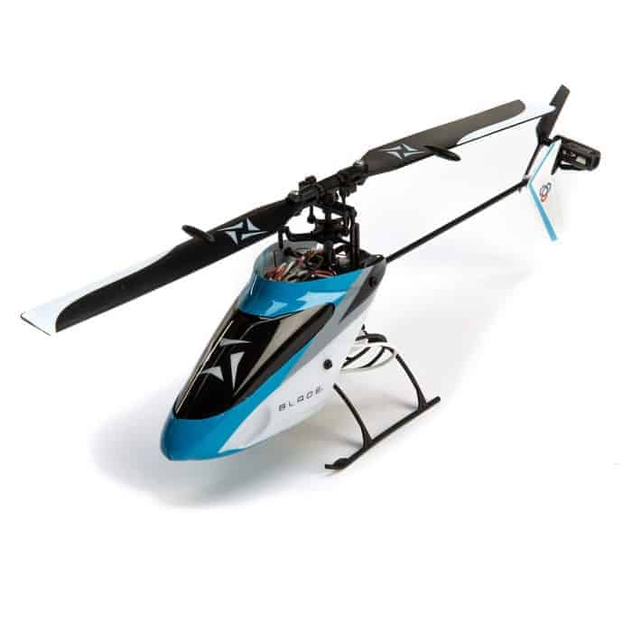Blade Nano RC Helicopter S3 RTF (Comes Right Out of The Box) with AS3X and Safe, BLH01300