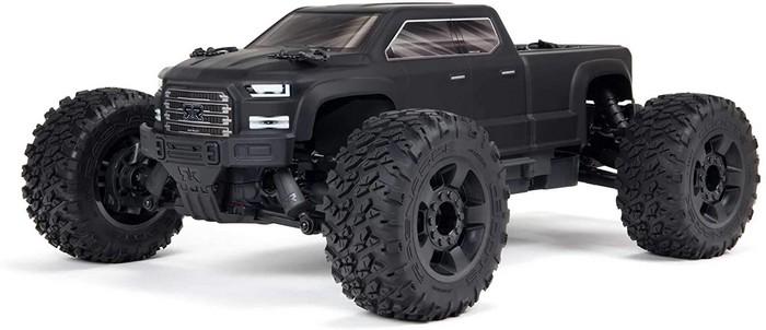 ARRMA 1 10 Big Rock Brushless Monster RC Truck RTR