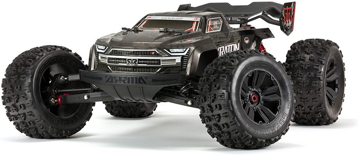 ARRMA 1 8 KRATON 4WD Extreme Bash Roller Speed Monster RC Truck