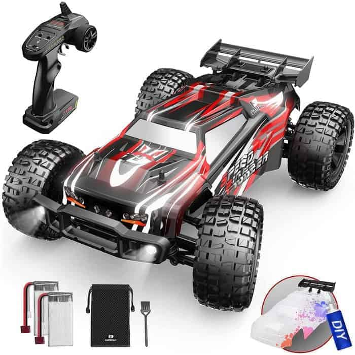 DEERC 9206E 1 10 Scale Off Road Monster RC Truck