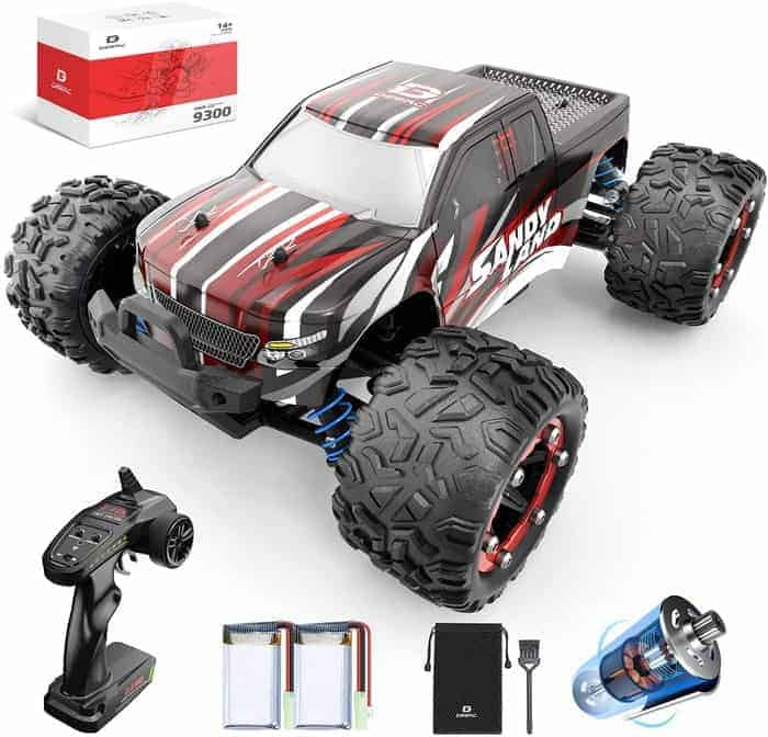DEERC RC Cars 9300 4WD Off Road Monster Truck