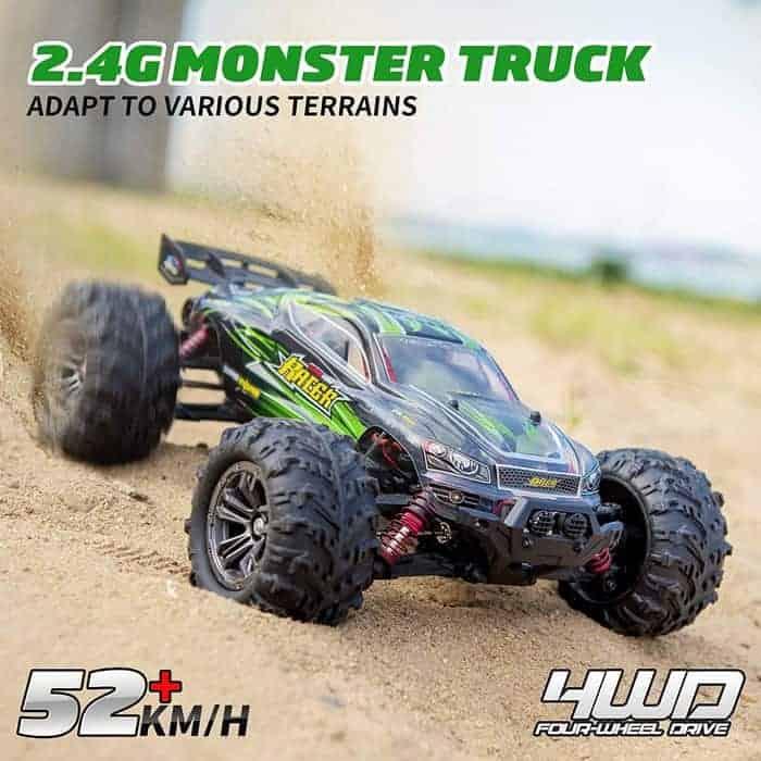 Hosim 1 16 Scale 2845 RC Monster Truck , All Terrain