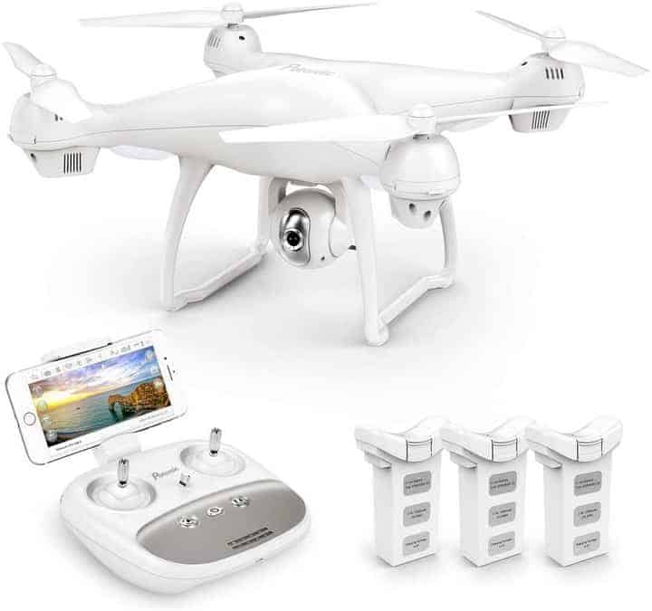Potensic T35 GPS Drone, RC Quadcopter with 1080P Camera