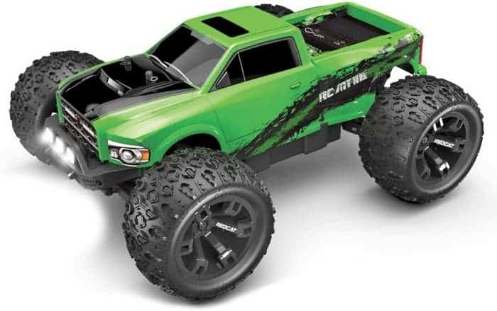 Redcat Racing 1 10 Scale Brushless Electric Monster Truck