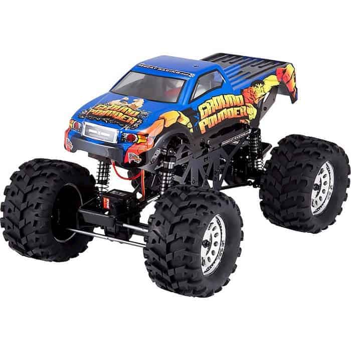 Redcat Racing Ground Pounder 1 10 Scale Monster Truck