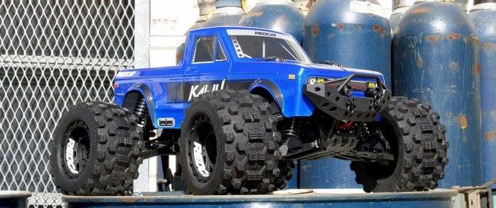 Redcat Racing Kaiju 1 8 Scale Monster Truck – RTR