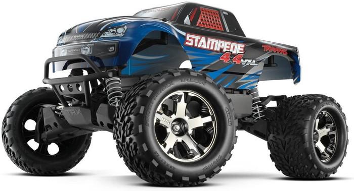 Traxxas 67086 Stampede 4X4 VXL Monster Truck RTR