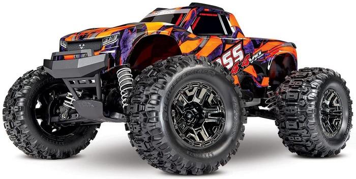 Traxxas 90076-4-ORNG Hoss Monster Truck