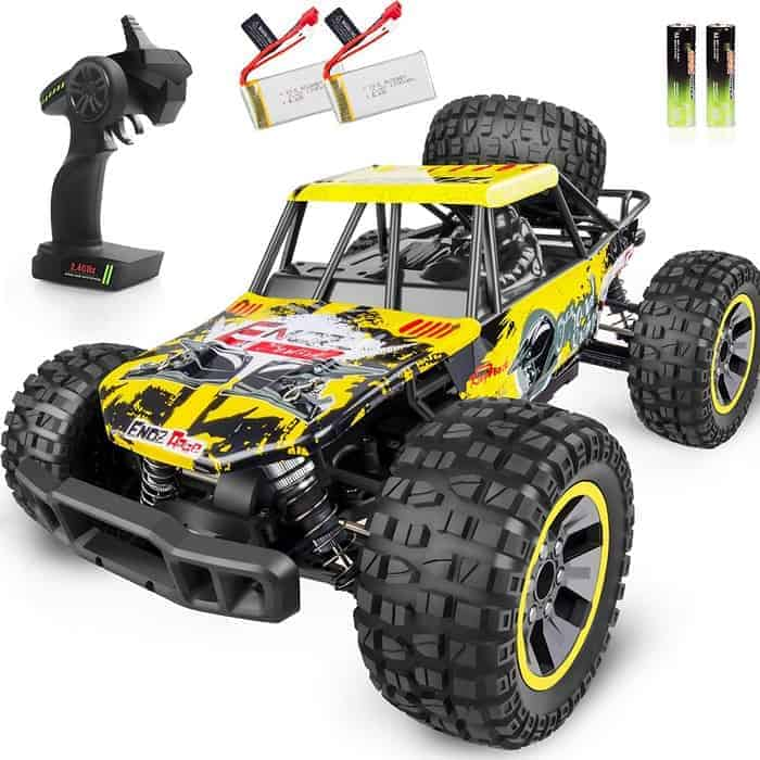 WHIMSWIT Large Scale Off-Road Monster Truck